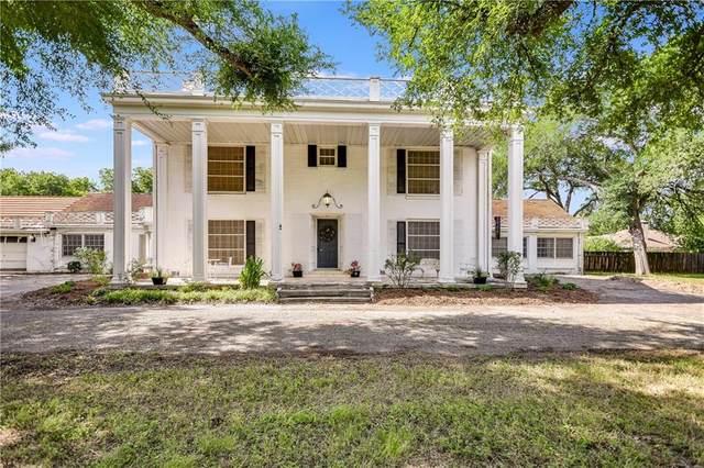 1215 Spruce St, Lockhart, TX 78644 (#7033569) :: Papasan Real Estate Team @ Keller Williams Realty