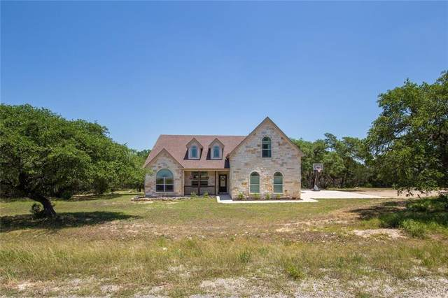 202 Lost Springs Dr, Wimberley, TX 78676 (MLS #7035721) :: Brautigan Realty
