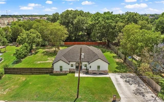 1418 Gurley Ave, Waco, TX 76706 (#7035987) :: Papasan Real Estate Team @ Keller Williams Realty