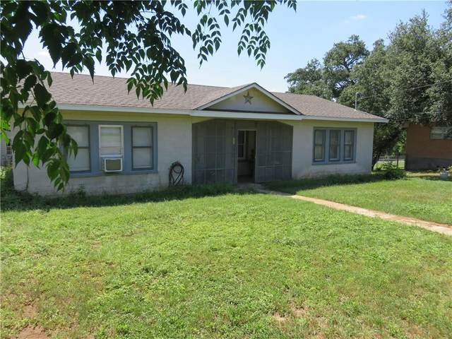 907 Exall St, Llano, TX 78643 (#7037204) :: The Heyl Group at Keller Williams