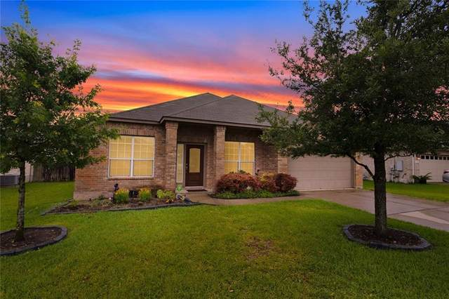 813 Abbeyglen Castle Dr, Pflugerville, TX 78660 (#7038099) :: The Heyl Group at Keller Williams