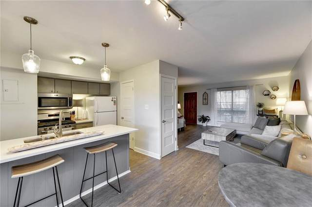 7801 Shoal Creek Blvd #135, Austin, TX 78757 (#7038708) :: Lauren McCoy with David Brodsky Properties