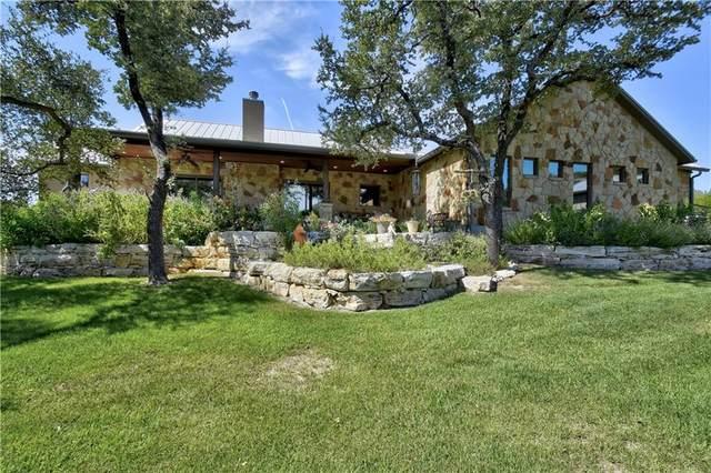 214 Axis Cove, Blanco, TX 78606 (#7039478) :: Papasan Real Estate Team @ Keller Williams Realty