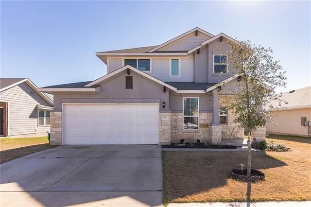 109 Saranac Dr, Elgin, TX 78621 (#7040038) :: Realty Executives - Town & Country
