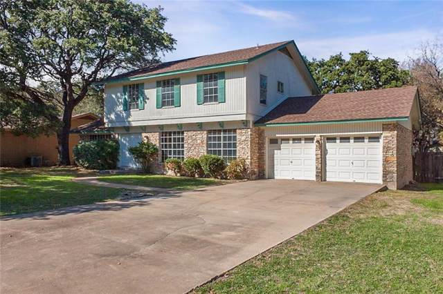 7106 S Ute Trl, Austin, TX 78729 (#7040595) :: Service First Real Estate