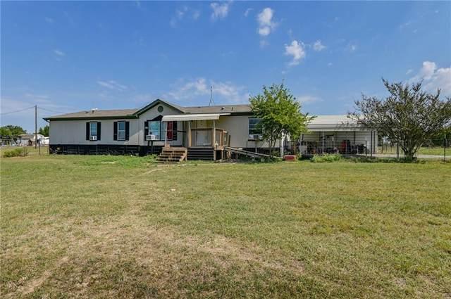 1020 County Road 321, Bertram, TX 78605 (#7043008) :: Papasan Real Estate Team @ Keller Williams Realty