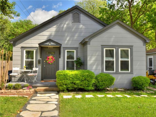 3705 Duval St, Austin, TX 78705 (#7047205) :: Ben Kinney Real Estate Team