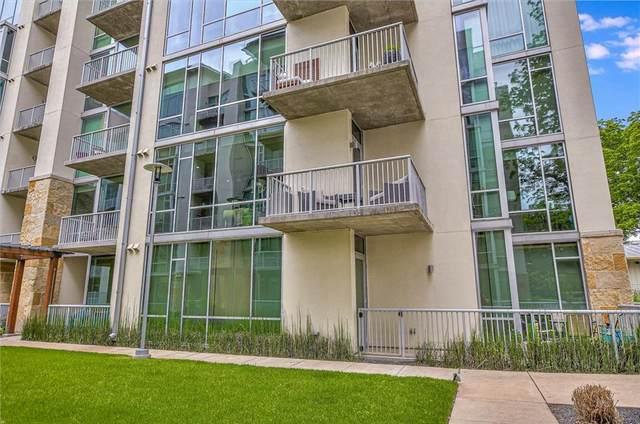 1600 Barton Springs Rd #3201, Austin, TX 78704 (#7047623) :: The Myles Group | Austin