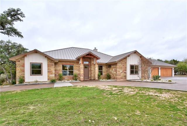 101 Woods Loop, Driftwood, TX 78619 (#7050303) :: The Perry Henderson Group at Berkshire Hathaway Texas Realty