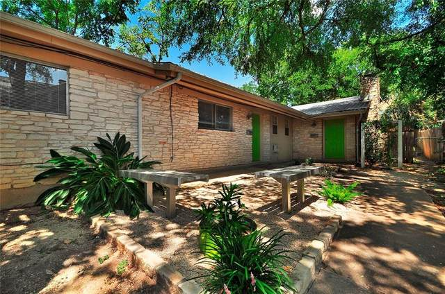 1911 David St A & B, Austin, TX 78705 (#7051324) :: The Perry Henderson Group at Berkshire Hathaway Texas Realty