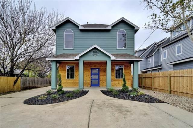 7610 Bethune Ave #1, Austin, TX 78752 (#7053565) :: Zina & Co. Real Estate