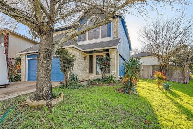 907 Flatters Way, Pflugerville, TX 78660 (#7053957) :: The Perry Henderson Group at Berkshire Hathaway Texas Realty
