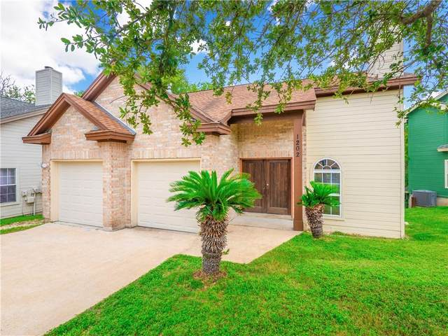 1202 Silverton Ct, Austin, TX 78753 (#7054172) :: Papasan Real Estate Team @ Keller Williams Realty