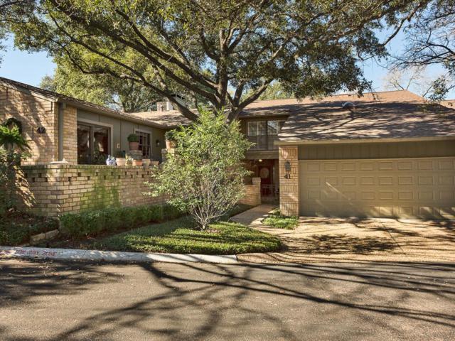 41 Woodstone Sq, Austin, TX 78703 (#7054326) :: Zina & Co. Real Estate