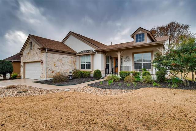 306 Dove Hollow Trl, Georgetown, TX 78633 (#7054835) :: R3 Marketing Group