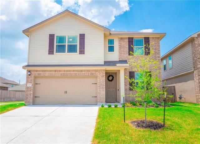 12315 Savannah Brooks Ln, Manor, TX 78653 (#7057151) :: Azuri Group   All City Real Estate
