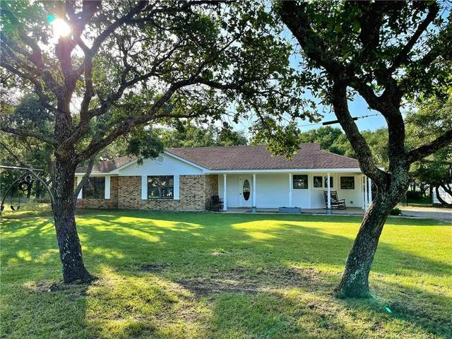 1358 County Rd 130, Hutto, TX 78634 (#7057290) :: Watters International