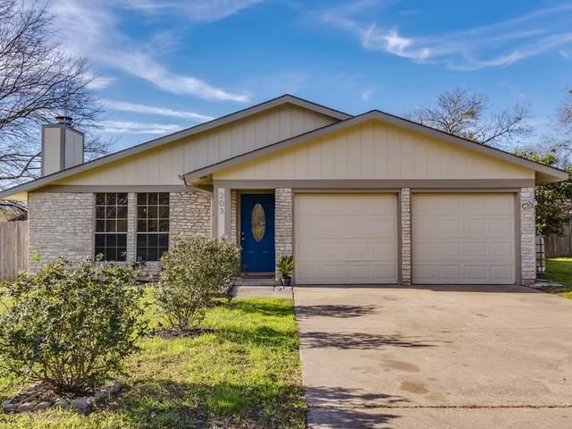 203 Kimberly Dr, Austin, TX 78745 (#7057927) :: Ben Kinney Real Estate Team