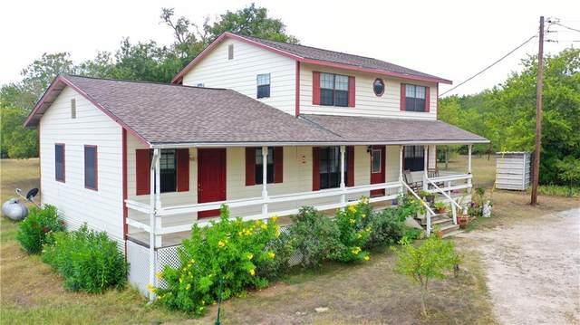 604 Phillip Ln, Liberty Hill, TX 78642 (#7058045) :: Papasan Real Estate Team @ Keller Williams Realty