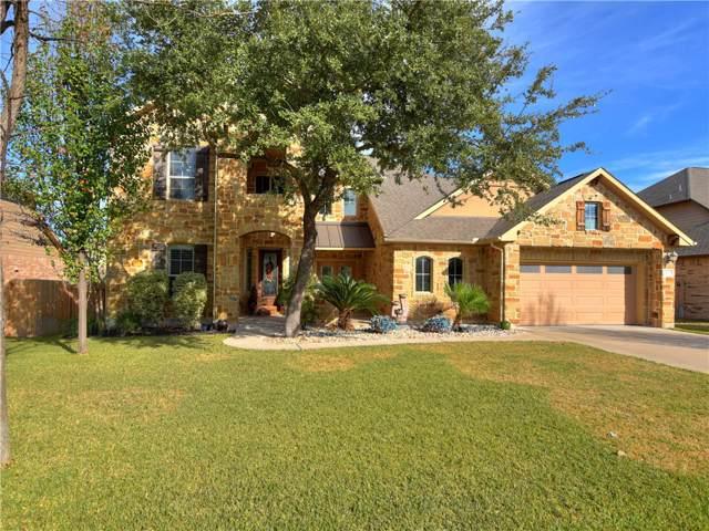 602 S Gadwall Ln, Cedar Park, TX 78613 (#7058437) :: 10X Agent Real Estate Team