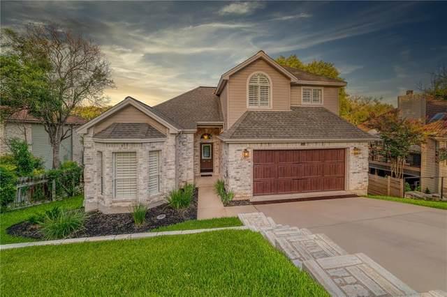 5915 Mount Bonnell Rd, Austin, TX 78731 (#7058982) :: First Texas Brokerage Company