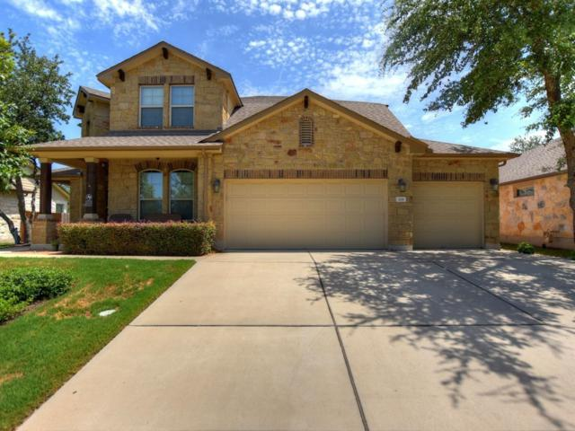 308 Arrezo Ln, Georgetown, TX 78628 (#7059555) :: KW United Group