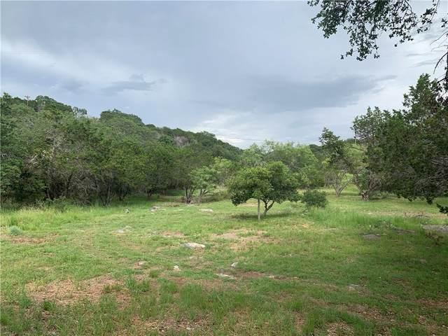 TBD Pinkerton Loop, Horseshoe Bay, TX 78657 (MLS #7059918) :: Vista Real Estate