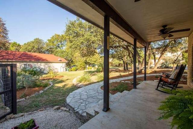 8 Rambling Creek Cir, Wimberley, TX 78676 (#7060248) :: Papasan Real Estate Team @ Keller Williams Realty