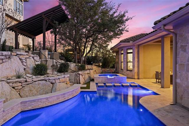 320 Bisset Ct, Austin, TX 78738 (#7062267) :: The Perry Henderson Group at Berkshire Hathaway Texas Realty
