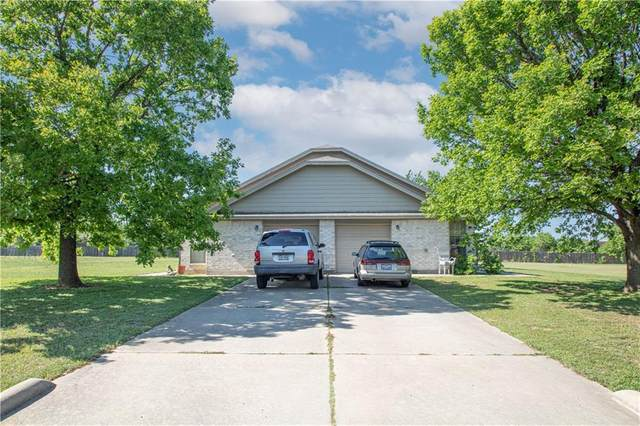 201 Axis Deer Trl A, Hutto, TX 78634 (#7064232) :: Papasan Real Estate Team @ Keller Williams Realty