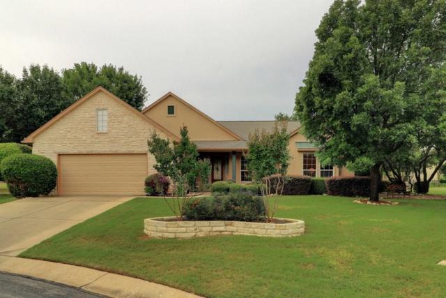 136 Ruellia Dr, Georgetown, TX 78633 (#7064371) :: Ana Luxury Homes
