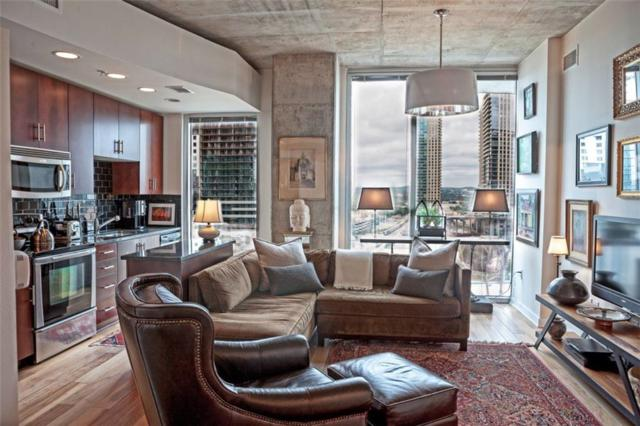 360 Nueces St #1304, Austin, TX 78701 (#7064511) :: The Perry Henderson Group at Berkshire Hathaway Texas Realty