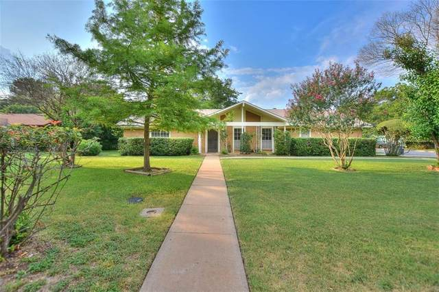 901 Parkway St, Georgetown, TX 78628 (#7064548) :: The Summers Group