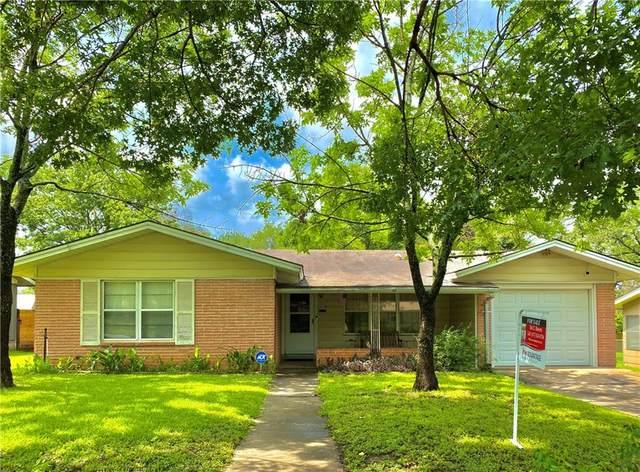 101 W Croslin St, Austin, TX 78752 (#7065448) :: Papasan Real Estate Team @ Keller Williams Realty
