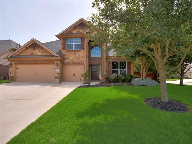 3028 Evening Breeze Way, Pflugerville, TX 78660 (#7065627) :: Papasan Real Estate Team @ Keller Williams Realty