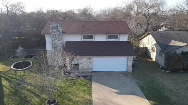 1706 Remuda Cir, Round Rock, TX 78681 (#7065961) :: Papasan Real Estate Team @ Keller Williams Realty