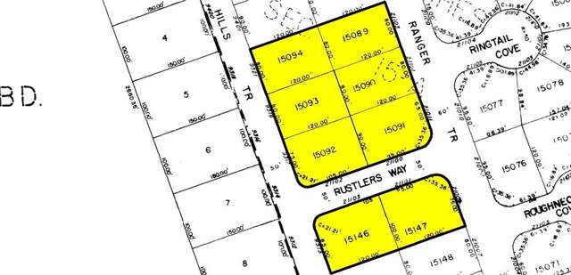9317 Rolling Hills Trl, Lago Vista, TX 78645 (MLS #7066764) :: Vista Real Estate