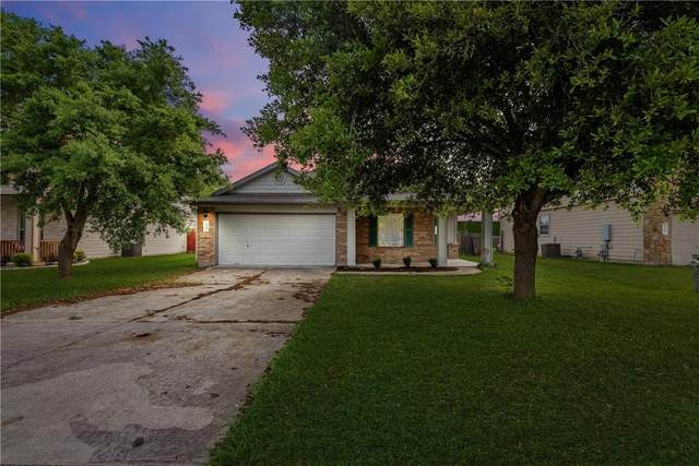132 Mansfield Lake Trl, Kyle, TX 78640 (#7070040) :: Zina & Co. Real Estate