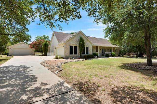 121 Nicole Way, Georgetown, TX 78633 (#7073171) :: The Perry Henderson Group at Berkshire Hathaway Texas Realty