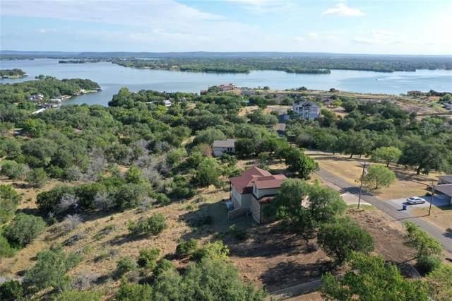 LOT 264 Sunnypoint Dr, Horseshoe Bay, TX 78657 (#7073964) :: Zina & Co. Real Estate