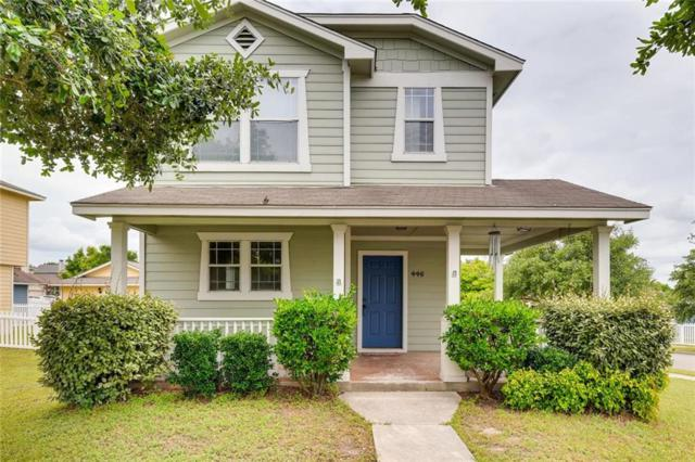 445 Haupt, Kyle, TX 78640 (#7074032) :: Realty Executives - Town & Country
