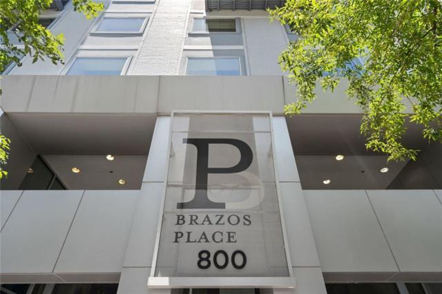 800 Brazos St #1002, Austin, TX 78701 (#7075341) :: Ana Luxury Homes