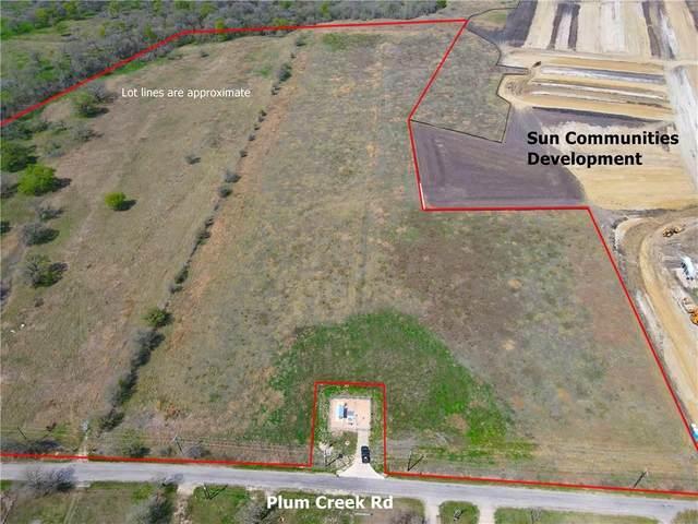 38 S Plum Creek Rd, Uhland, TX 78640 (#7076753) :: Zina & Co. Real Estate