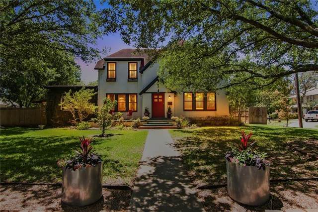 717 Huff St, Taylor, TX 76574 (#7077661) :: Zina & Co. Real Estate