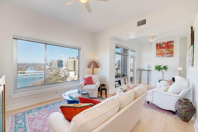 603 Davis St #2001, Austin, TX 78701 (#7079228) :: Front Real Estate Co.