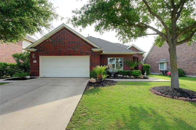 2602 Elkhorn Ranch Rd, Leander, TX 78641 (#7082400) :: Watters International