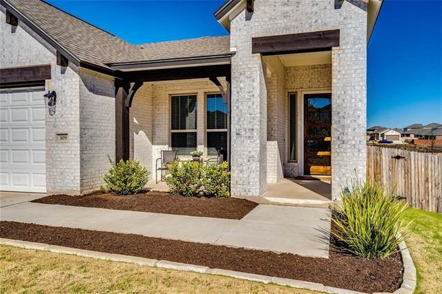 309 Morning Ridge Ct, Georgetown, TX 78628 (#7082967) :: 12 Points Group