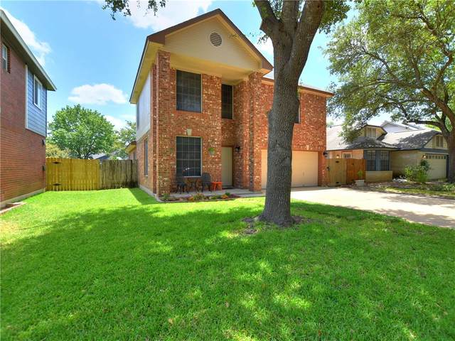 1511 White Oak Loop, Round Rock, TX 78681 (#7084007) :: The Perry Henderson Group at Berkshire Hathaway Texas Realty