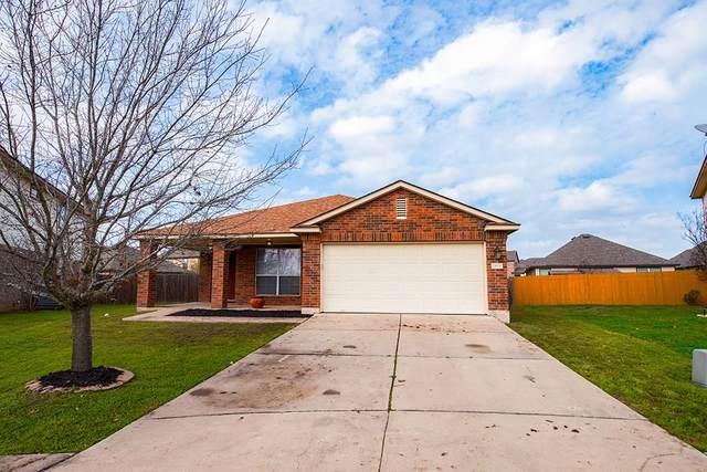 13624 John F Kennedy St, Manor, TX 78653 (#7084192) :: Papasan Real Estate Team @ Keller Williams Realty