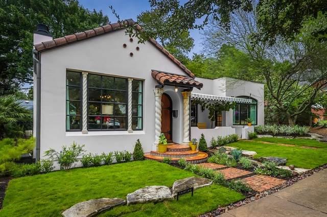 122 Laurel Ln, Austin, TX 78705 (#7084663) :: Ben Kinney Real Estate Team